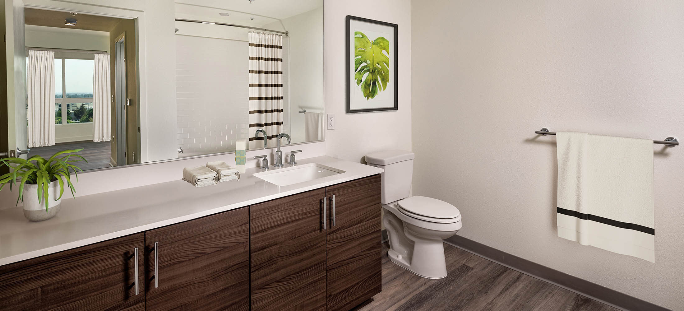Two Bedroom Master Bathroom