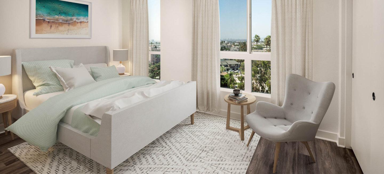 Two Bedroom Guest Bedroom